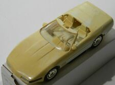 1991 Corvette Convertible Artic White Amt/Ertl Collectible Promo 6044Ep