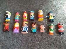 Elc Happyland Figures.13 Different Figures