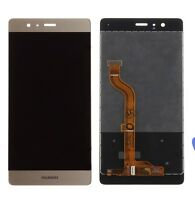 New Huawei P9 EVA-L09 Touch Screen Digitizer LCD Assembly Display Gold