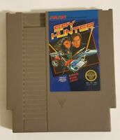 Spy Hunter (Nintendo Entertainment System, NES 1987) - Authentic - Tested
