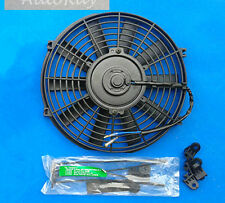 16'' 12 Volt 12V 16 inch Thermo Fan Electric Cooling Fan + Mounting Kit