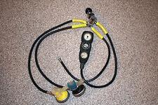TUSA Liberator Scuba Diving Regulator with gauges