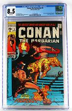 Conan the Barbarian #5 CGC 8.5 WP
