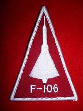 "USAF Patch - F-106 Delta Dart Formation Patch  ""Ultimate Interceptors"""