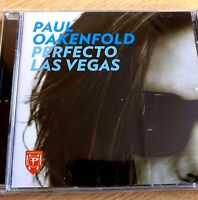2CD NEW - PAUL OAKENFOLD - PERFECTO LAS VEGAS - Dance Club Pop Music 2x CD Album
