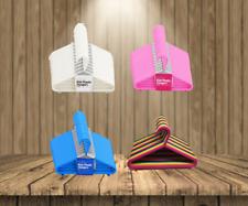 4 Choices of Children Kids Plastic Hangers Child Baby Clothes Coat Hanger