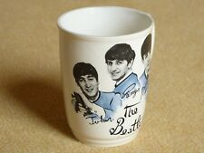 Beatles Memorabilia Cup Tasse Washington Pottery UK 1964