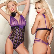 NEW Women's Sexy Lingerie Babydoll Sleepwear Underwear Lace Sleep Dress set Best
