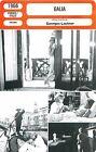 FICHE CINEMA FILM FRANCE-ITALY GALIA Réalisateur Georges Lautner