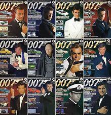 De Agostini Begleitheft-James Bond 007-Begleitheft-Agent-Spion-Fahrzeugdaten