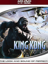 King Kong (HD DVD, 2006, Universal Studios) Usually ships within 12 hours!!!