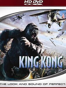 King Kong HD DVD Brand New