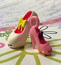 Shopkins Season 5 Fashion Spree White Prommy set with Pink Charm