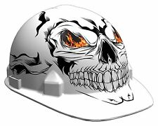 22738 Jackson Safety Head Turner Undertaker Hard Hat with ratchet suspension
