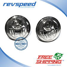 NCC Nolden Full LED Bi-LED Hi-Lo Head Lights Dark Chrome For Land Rover Defender