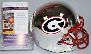 Todd Gurley Signed Autographed Georgia Bulldogs Mini Helmet JSA J19752 Lmt Ed
