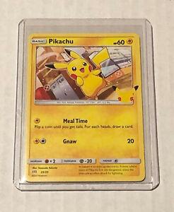 2021 McDonalds Pokemon 25th Anniversary Cards COMPLETE YOUR SET HOLO & NON-HOLO
