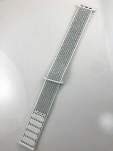 Original Genuine Apple Watch Series 7 6 SE 5 4 3 band 42MM 44MM 45MM sport loop