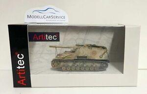 "Artitec 1/87: 6870331 Sd.kfz. 165 Tank Howitzer "" Hummel "", Winter Camouflage"