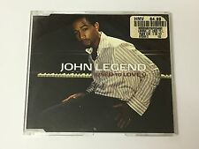 John Legend - Used To Love U (5 Track CD Single)