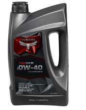 5 Litre 0W40 Fully Synthetic Engine Oil ACEA A3/B3/B4 API SN  TOP QUALITY!