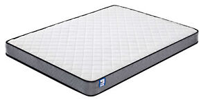 Memory Foam Mattress Firm Spring Quilted Sprung Orthopaedic Matress Double 4ft 6
