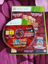 Worms The Revolution Collection, XBox 360