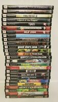 Playstation 2 Game Collection PS2 Games Revised Lower Priced