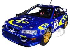 SUBARU IMPREZA WRC 1997 #3 RALLY SAFARI MCRAE/GRIST 1/18 BY AUTOART 89792