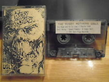 MEGA RARE OOP The Rugby Mothers 2nd CASSETTE TAPE punk Ugly INDEPENDENT 1991 MI