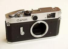 *c1959* ●  CANON P Rangefinder (Body)  ●  (1-1/1000)  m39 LTM lenses mount