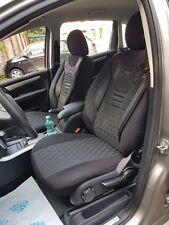 VW Audi Skoda  MAß Schonbezüge Sitzbezug Autositzbezüge Fahrer & Beifahrer 1106