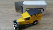 "Matchbox Model A Van ""WH Smith & Son Ltd "" Mint in Box"