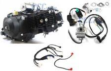 125CC SEMI AUTO ENGINE MOTOR 3 SPEED W/ REVERSE ATV QUAD GO KART 3+1 I EN19-SET
