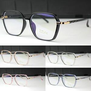 Women's Men's  Anti Blue Light Fashion Glasses Slim Plastic TR 90 Frame UV400
