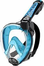 Cressi Duke Adult Snorkeling Full Face Mask