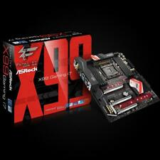 AS Rock X99 i7 Gaming Intel SATA Professional Motherboard AS Rock UK POST FREE