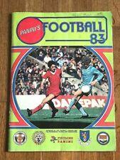 Album Figurine Panini FOOTBALL 83 COMPLETE calciatori stickers league foot uk 82