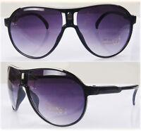Hot Steampunk Goth Goggles Glasses Retro Flip Up Round Sunglasses Vintage CZ