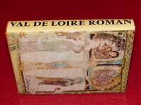 """[ZODIAQUE ART ROMAN] VAL DE LOIRE ROMAN Collec """"La Nuit des Temps"""".-3 1980 3e"""