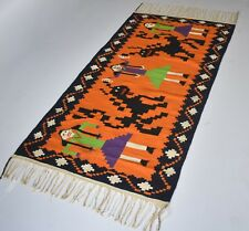 19th Century Antique Kilim Rug Hand Knotted Carpet Rugs,Home & Garden Decor Rug