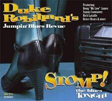DUKE ROBILLARD - STOMP! THE BLUES TONIGHT  CD NEU