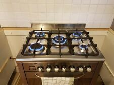 Dual Fuel Ranges & Stoves with Grill