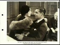 Original 1932 dw  CLARK GABLE DOROTHY MACKAILL key book still NO MAN OF HER OWN