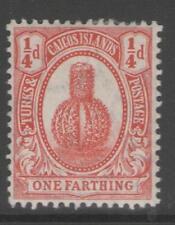 Turks and Caicos Edward VII Era (1902-1910) Stamps