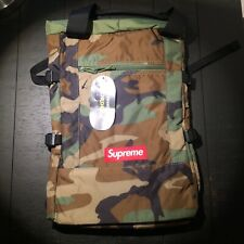 New Woodland Camo Supreme Tote Backpack
