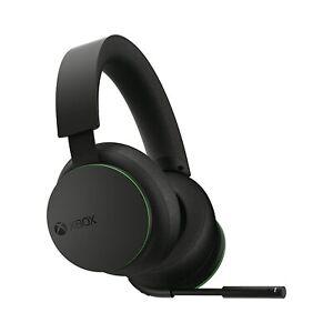 Xbox Series Wireless Headset Kommunikation Chat Kopfhörer schwarz unvollständig