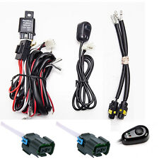 GMC Sierra Fog Light Wiring Harness Kit 2007- 2013 2500 / 2500 / 3500