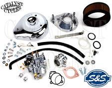 S&S Super E Carb Kit for Harley Sportster Carburetor 1986-1990 | 11-0408