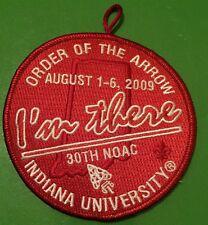 NOAC 2009  Promo patch Mint